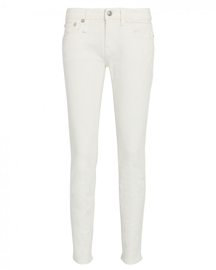 Kate Mid-Rise Skinny Jeans