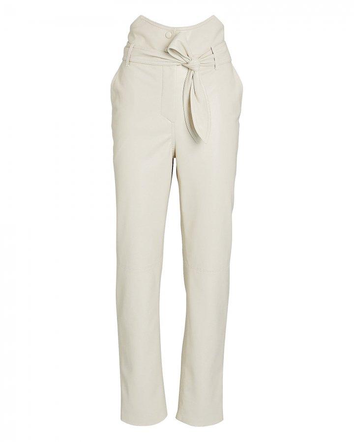 Ethan Vegan Leather Pants