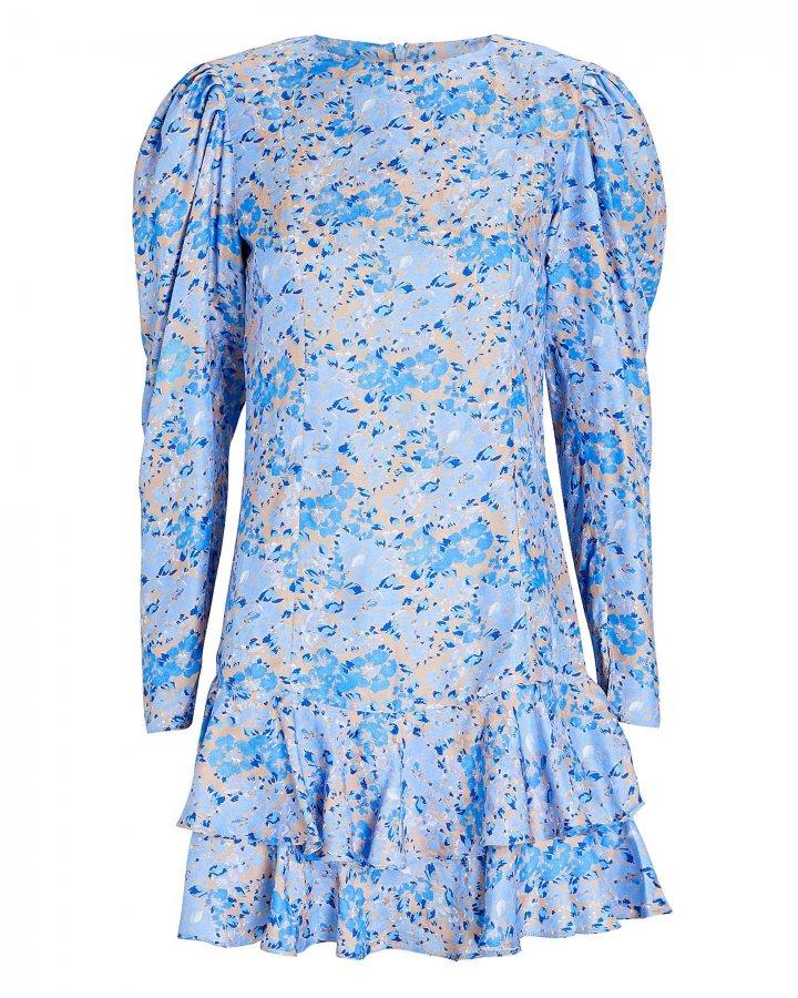 Nancy Floral Mini Dress