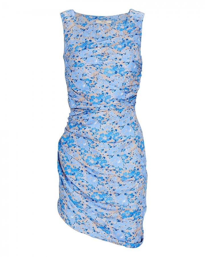 Vera Floral Mini Dress