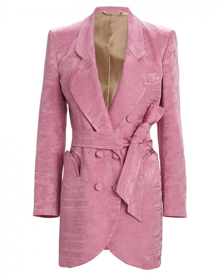 Lulu Sunshine Jacquard Blazer Dress