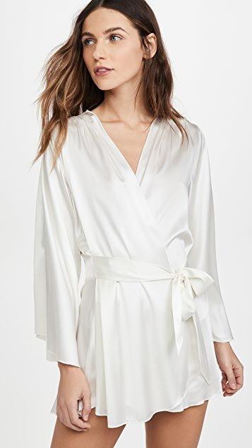 Angel Sleeve Robe