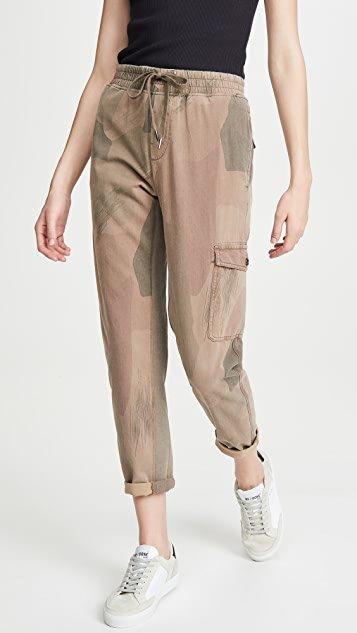 Camo Cargo Pants