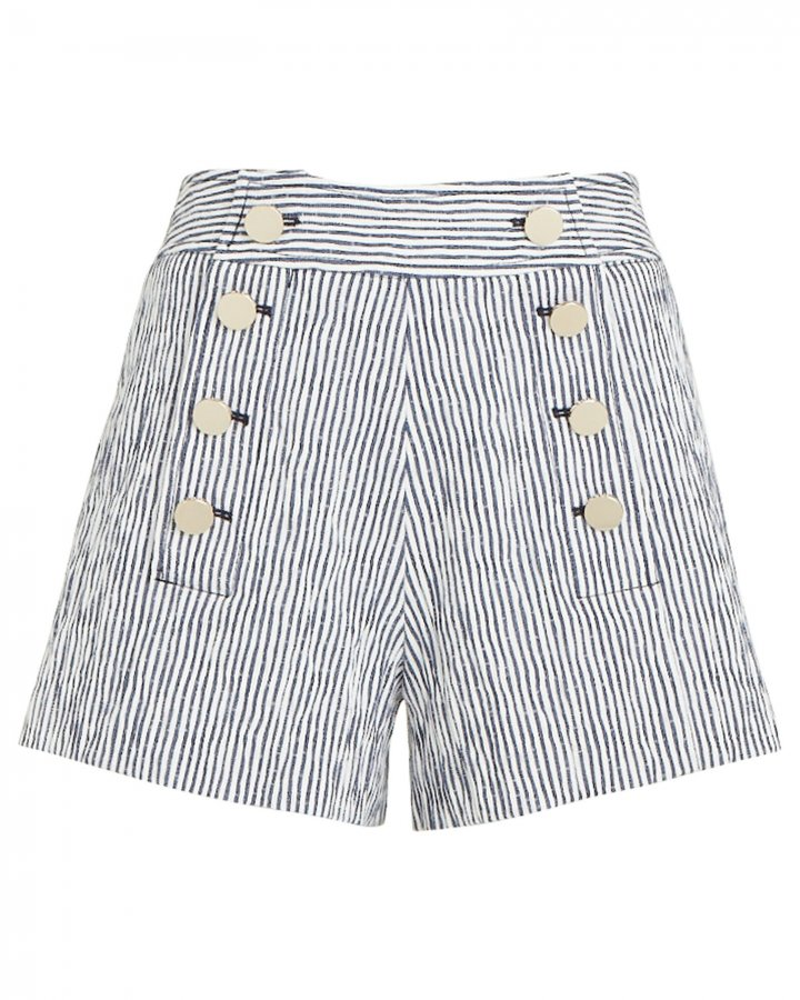 Robertson Sailor Striped Shorts