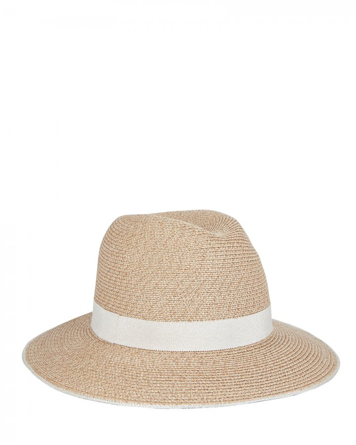 Lillian Cotton-Hemp Fedora