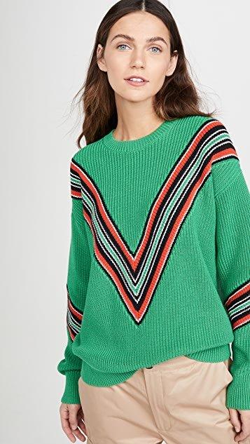 Alps Crew Sweater