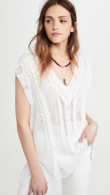 Celina Deconstructed Vest