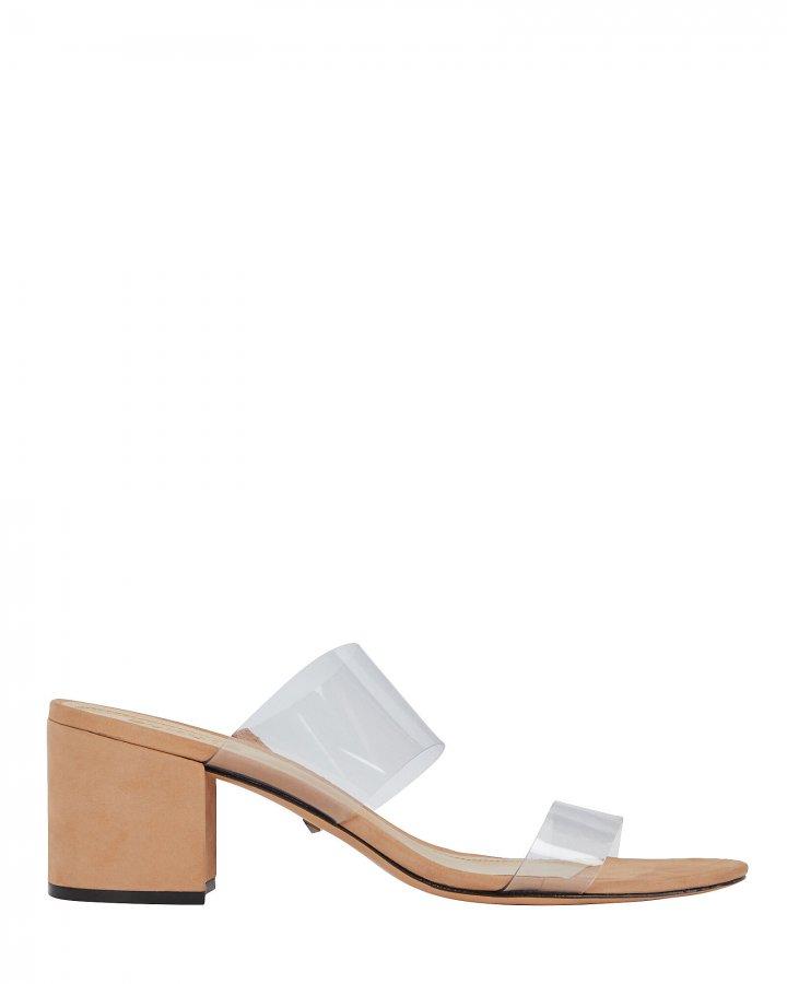 Victorie PVC Slide Sandals