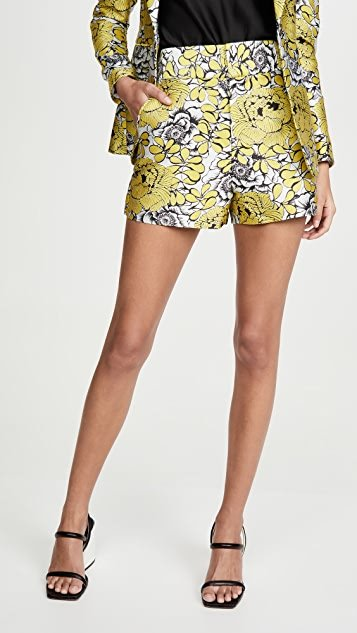 Cady High Waist Clean WB Shorts
