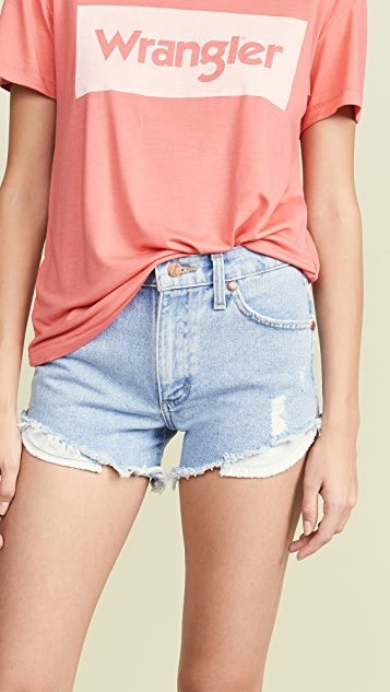 Rigid Cutoff Shorts