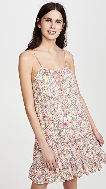 Printed Cami Dress