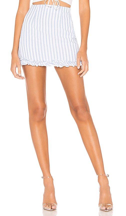Regina Frill Skirt