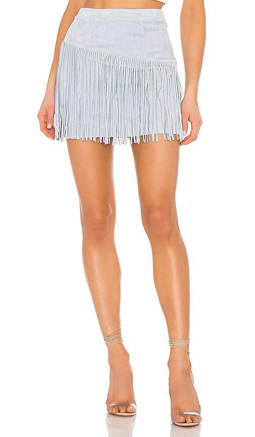 Tyler Fringe Skirt