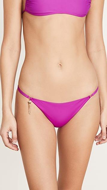 Fine Straps Bikini Bottoms