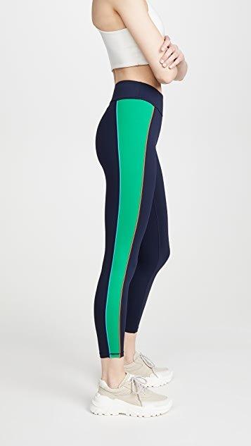 Colorblock 7/8 Leggings