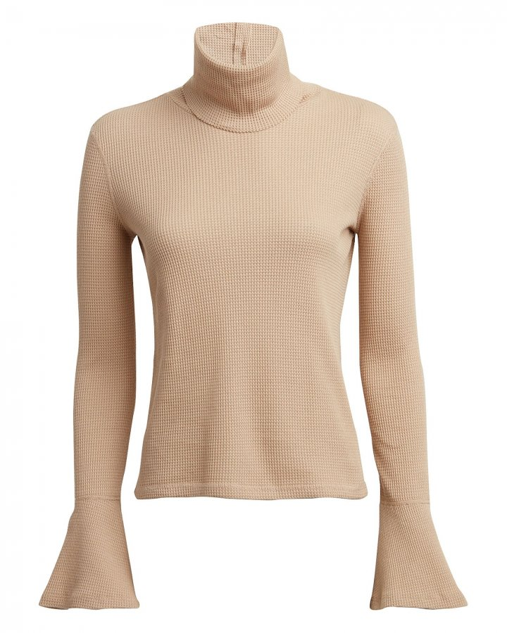 Stark Thermal Turtleneck Top