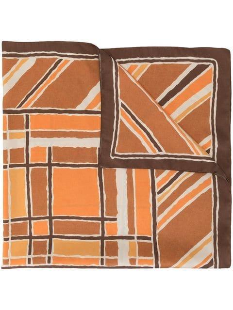Jejia Abstract Print Scarf Ss19 | Farfetch.com