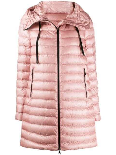 Moncler Hooded Down Coat Ss20 | Farfetch.com