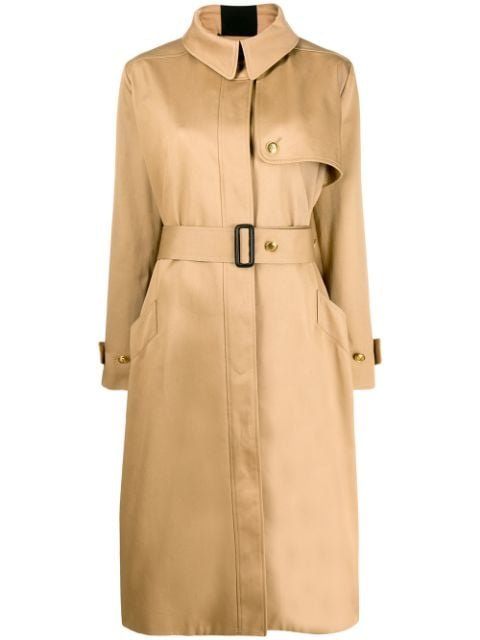Givenchy Stripe Detail Trench Coat Ss20 | Farfetch.com