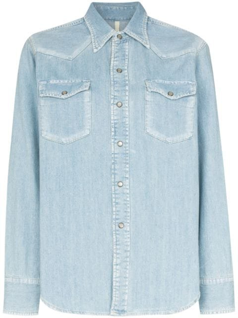 Sunflower Rodeo Denim Shirt Ss20 | Farfetch.com