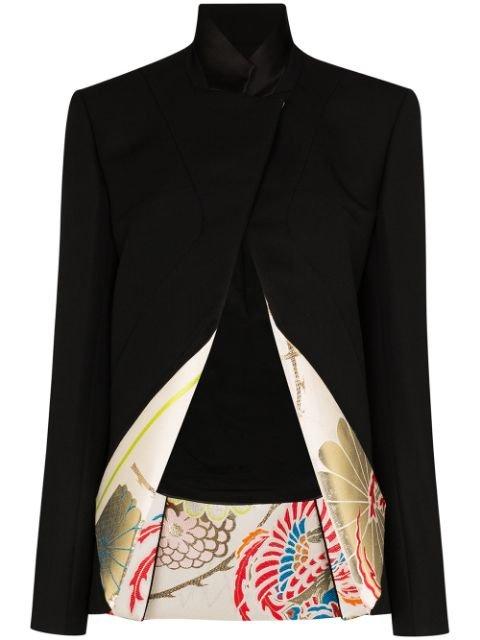 Haider Ackermann Wool Blazer Ss20 | Farfetch.com