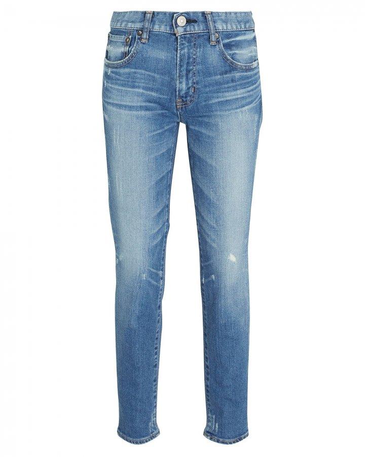 Velma High-Rise Skinny Jeans