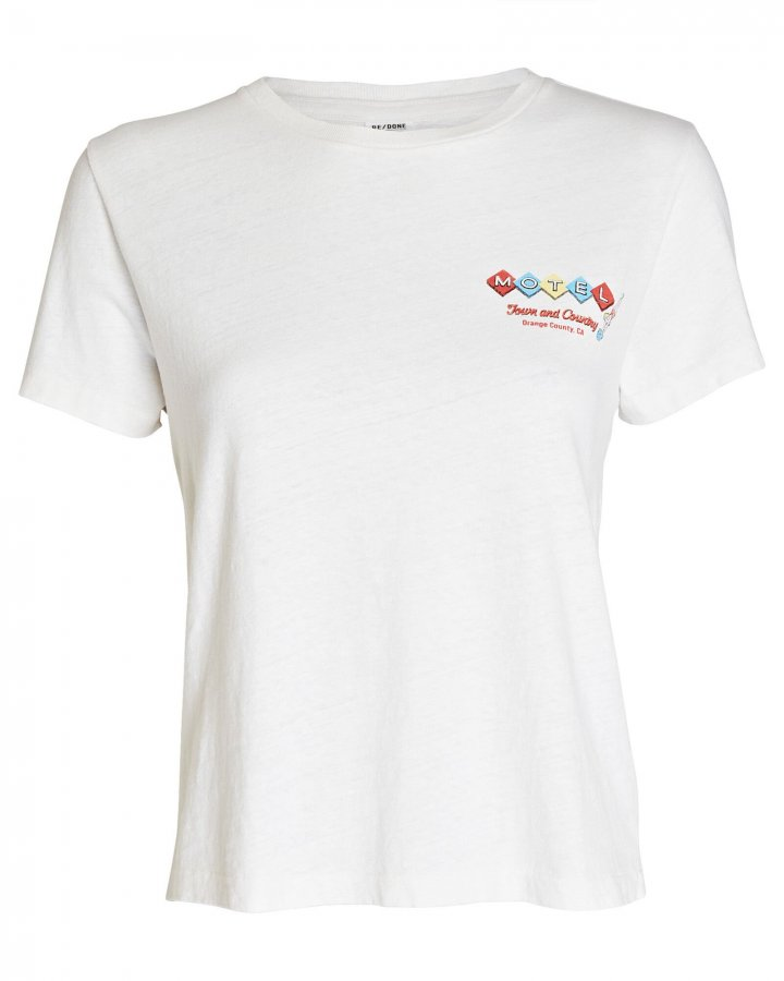 Motel Graphic Classic T-Shirt