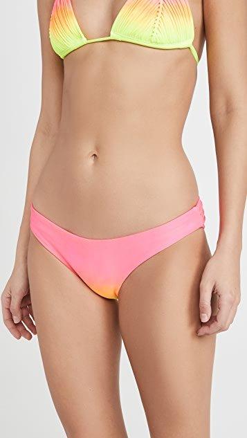 Dip Dye Isla Bikini Bottoms