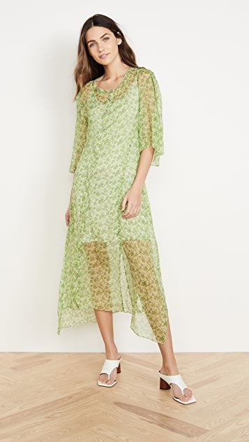 Dagny Chiffon Dress