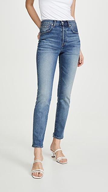 Icon Vintage Slim Jeans