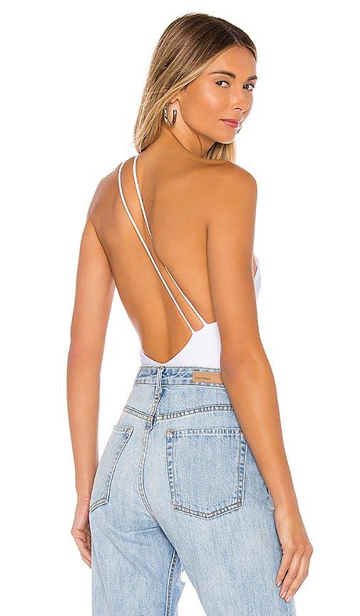 Katelyn Double Strap Bodysuit