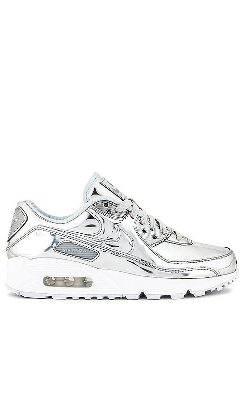 Air Max 90 Liquid Metal Sneaker