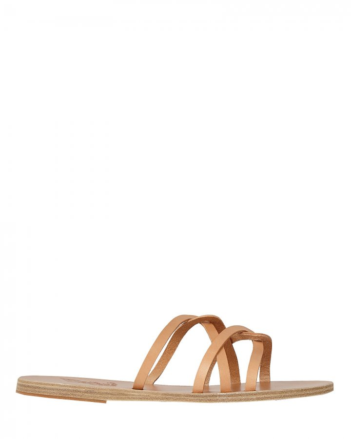 Revekka Rivets Studded Leather Sandals