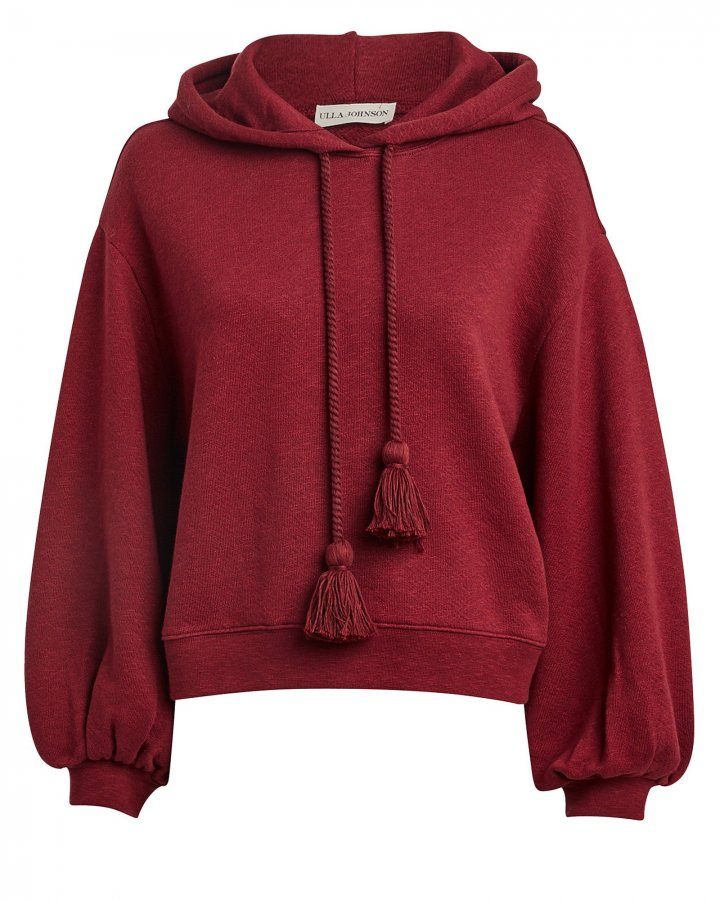 Mel Cotton Oversized Hoodie