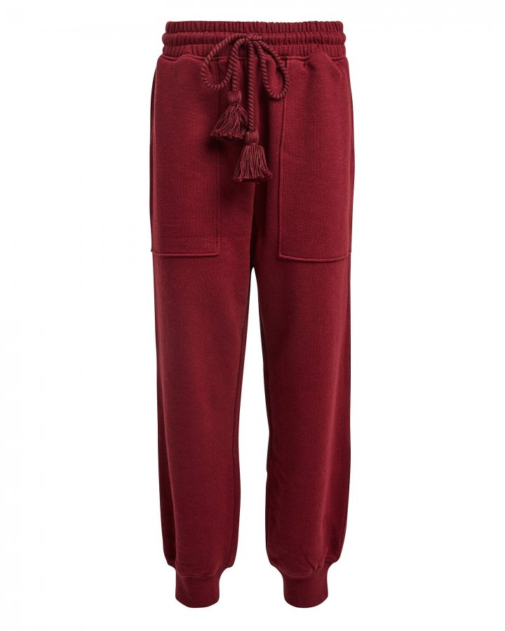 Charley Knit Cotton Joggers
