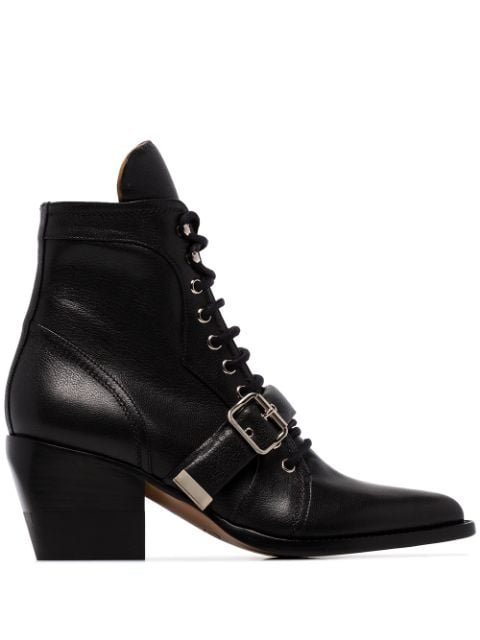 Chloé Rylee 60Mm Ankle Boots Ss20 | Farfetch.com
