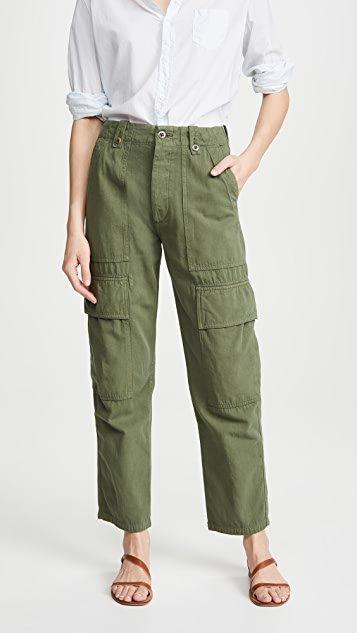 Zadie High Rise Surplus Pants