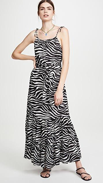 Zoya Maxi Dress