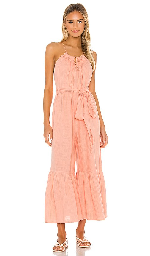 Banyan Tiered Jumpsuit