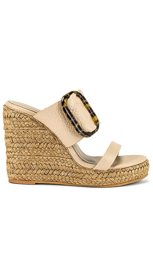 Kos Two Strap Wedge