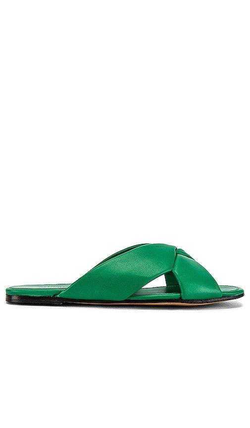 Turban Slide Sandal