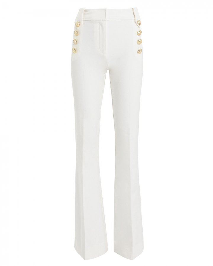 Robertson Sailor Flare Trousers