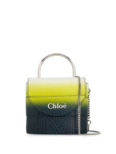 Chloé Small Aby Lock Bag Ss20 | Farfetch.com