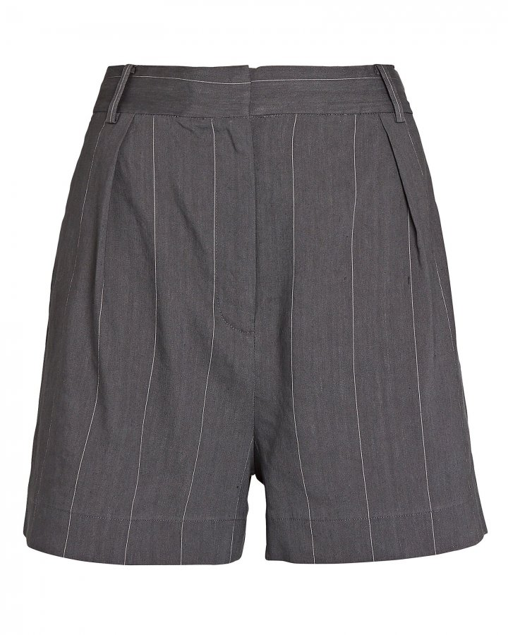 Isselin Striped Shorts