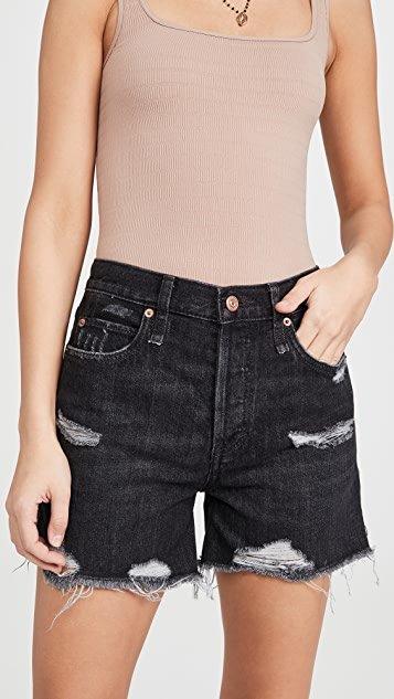 Makai Cutoff Jeans Shorts