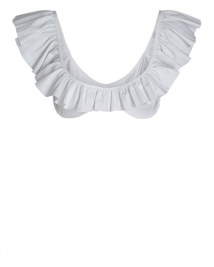 Anastasia Ruffled Bikini Top