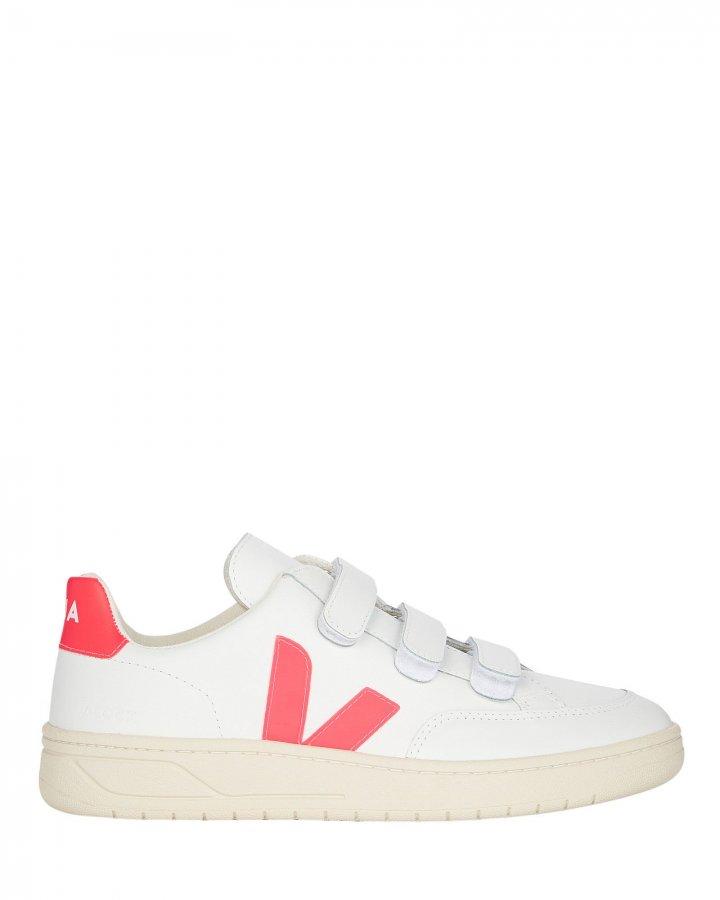 V-lock Velcro Low-Top Sneakers