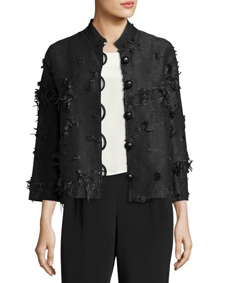 Plus Size Made in the Shade Jacket, Black