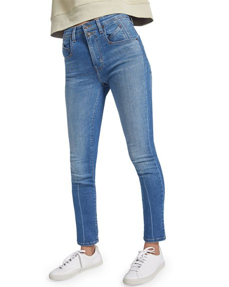 The Whitby Original High Waist Stiletto Jeans