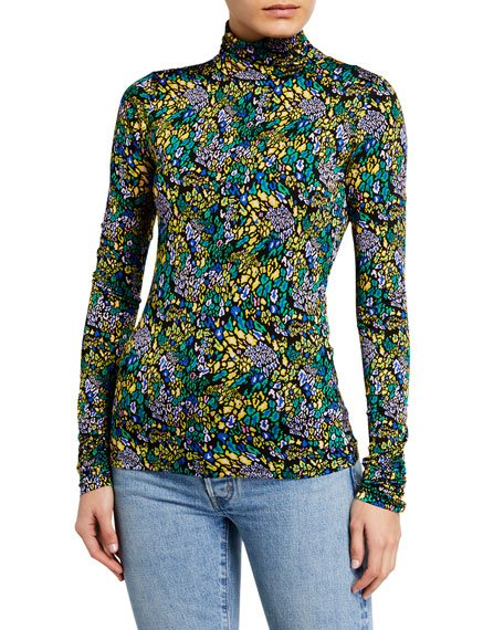 Marion Turtleneck Top